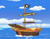 Vaisseau Pirate SSBB