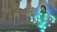 Link et Mipha
