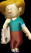 Manny figurine