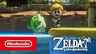 The Legend of Zelda Link's Awakening - Tráiler de la crítica