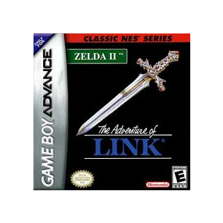 Okładka na Game Boy Advance