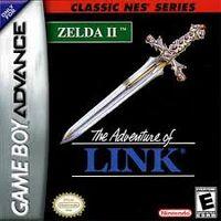 Zelda II gba