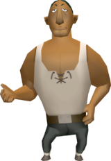 Aldo figurine