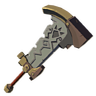 Breath of the Wild Goron Swords Stone Smasher (Icon)