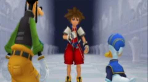 Kingdom Hearts RE Chain of Memories English Dub cutscenes (Sora's story) part 9