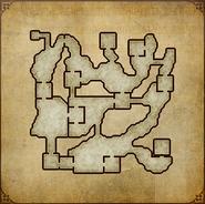 Mapa de la Llanura de Hyrule HW