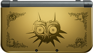 New 3DS XL Majora's Mask 3D