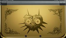 New 3DS XL Majora's Mask 3D