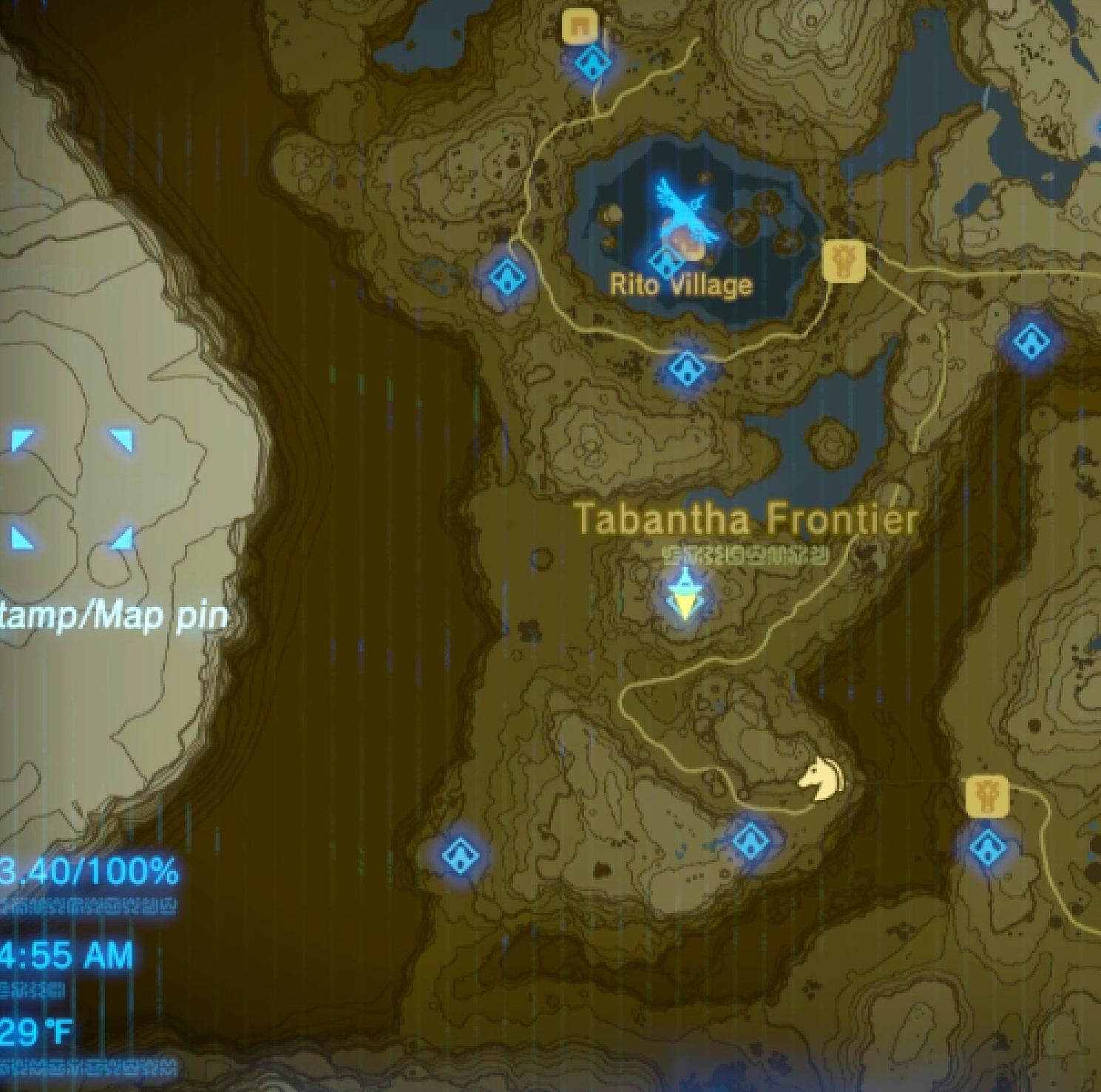 Tabantha Frontier Zeldapedia Fandom Powered By Wikia