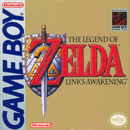 The Legend of Zelda - Link's Awakening (North America)