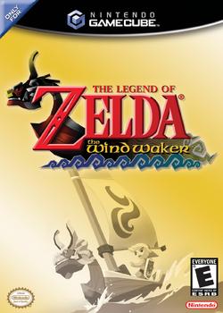 The Legend of Zelda - The Wind Waker (North America)