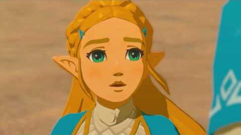 The Legend of Zelda Breath of the wild Recuerdos Link español latino
