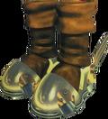 Artwork botas voladoras OoT