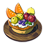 Breath of the Wild Food Dish (Pies) Fruit Pie (Icon)