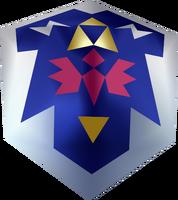 Escudo Hylian OoT