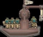 Nautilus figurine