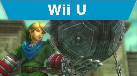 Wii U -- Hyrule Warriors Trailer with Link and a Gauntlet
