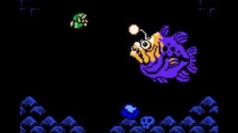 Zelda Link's Awakening - Boss 4 Baudroie