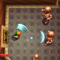 Link usa un raggio sullo <a class=