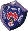 Escudo del Héroe artwork MM