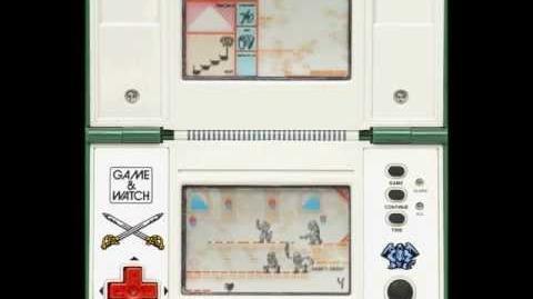 Game & Watch: Zelda