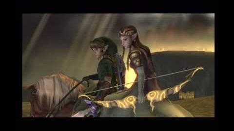 Ganondorf Horseback (Twilight Princess)