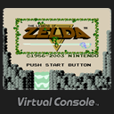 Icono The Legend of Zelda Consola Virtual Wii U