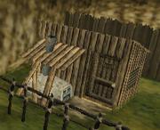 OoT-Casa de Dampé