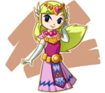 Princesse Zelda (Spirit Tracks)