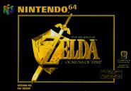 The Legend of Zelda - Ocarina of Time (Europe)
