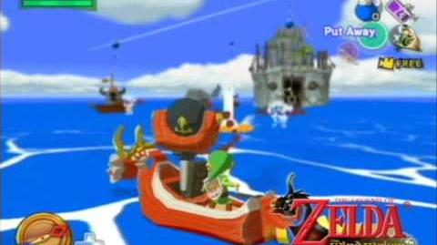 Wind Waker Trailer