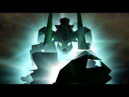 Ganondorfs Verwandlung in Ganon (Ocarina of Time)