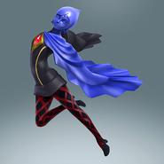 Hyrule Warriors Legends Fi Standard Outfit (Lorule - Irene Recolor)