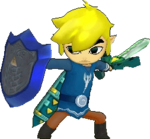 Link cartoon costume mers HWL