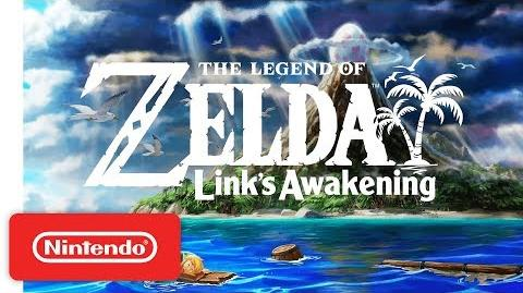 The Legend of Zelda Link's Awakening - Announcement Trailer - Nintendo Switch