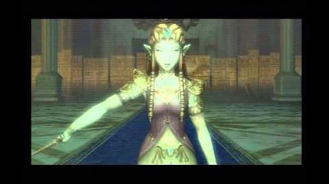 Zelda Poseída (Twilight Princess)