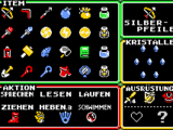 Gegenstände in The Legend of Zelda: A Link to the Past
