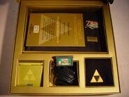 Coffret GameBoy Advance Zelda 2