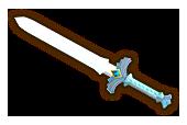Hyrule Warriors Goddess Blade (Level 3) True Goddess Blade