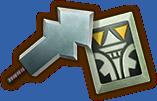 Hyrule Warriors Legends Phantom Arms Protector Sword (Level 1 Phantom Arms)