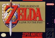 The Legend of Zelda - A Link to the Past (North America)