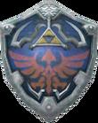 Escudo Hylian TP