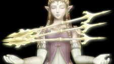 Flechas Luz Zelda TP