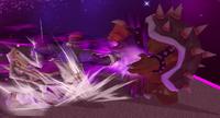 Ganondorf Puñetazo del hechicero SSBM