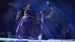 Hyrule Warriors Ganondorf Returns (Cutscene)