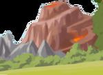 Montaña de Fuego ST