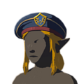 BotW Royal Guard Armor Set (The Champion' Ballad DLC) Royal Guard Cap (Icon).png