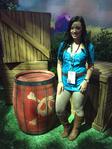 E3 2016 Hôtesse Baril Explosive BOTW