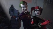 Harley Quinn y el Joker