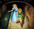 Pasadizo Secreto Link Zelda ALttP